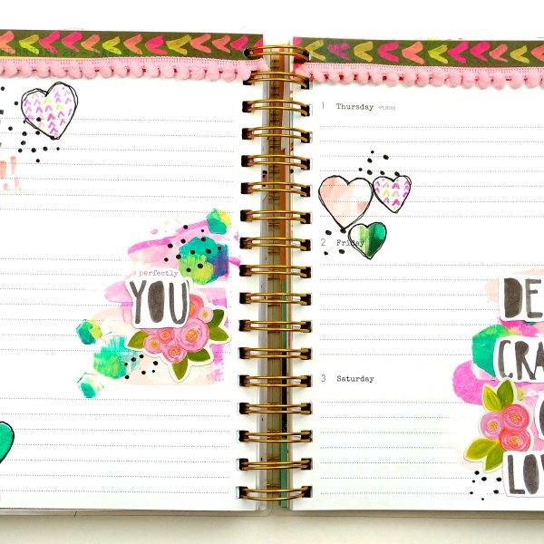 DaySpring and Illustrated Faith Faith Planner