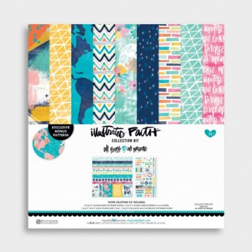 New collection from Illustrated Faith and Dayspring All People All Nations #biblejournaling #faithart