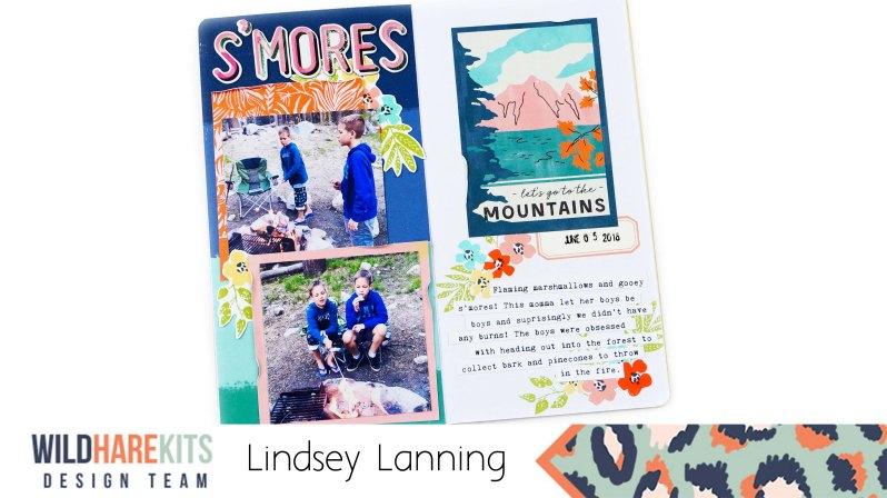 Lindsey smores 1