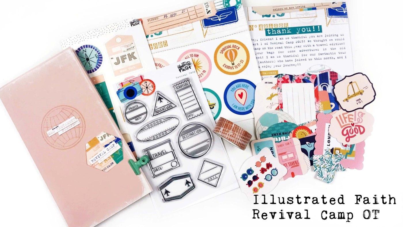 Illustrated Faith   Revival Camp OT – Lindsey Decor
