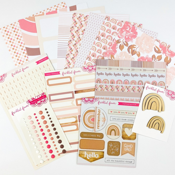 Freckled Fawn AUGUST Kit